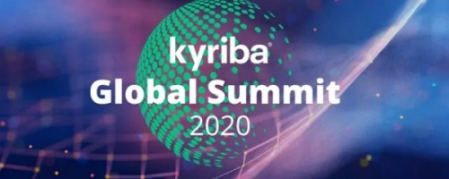 Evènement digital : Kyriba Global Summit 2020